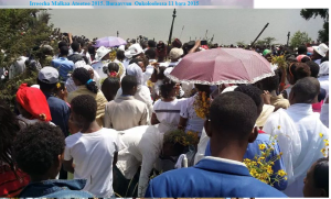 Irreecha Malkaa 2015 @Malkaa Ateetee, Gafarsaa, Buraayyuu, Oromia. 11 October 2015 picture14