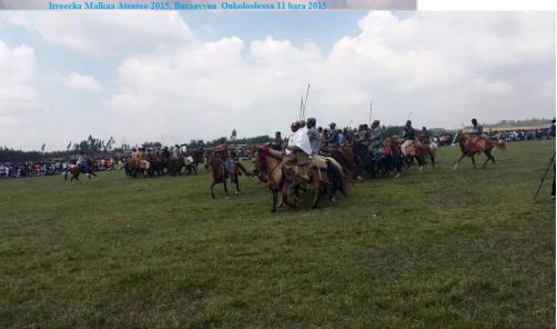 Irreecha Malkaa 2015 @Malkaa Ateetee, Gafarsaa, Buraayyuu, Oromia. 11 October 2015 picture15