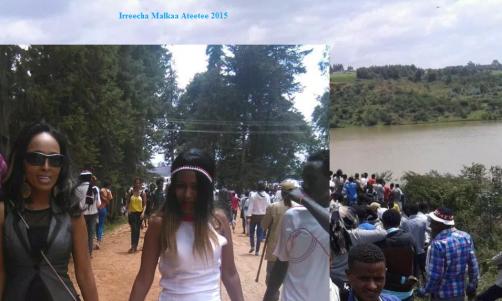 Irreecha Malkaa 2015 @Malkaa Ateetee, Gafarsaa, Buraayyuu, Oromia. 11 October 2015 picture17
