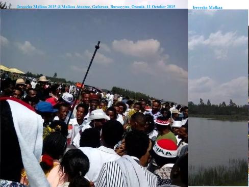 Irreecha Malkaa 2015 @Malkaa Ateetee, Gafarsaa, Buraayyuu, Oromia. 11 October 2015 picture5