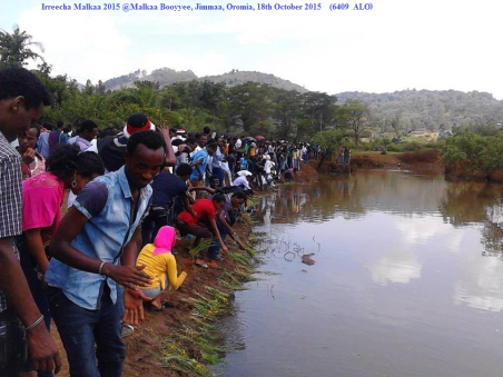 Irreecha Malkaa 2015 @Malkaa Booyyee, Jimmaa, Oromia, 18th October 2015 picture2