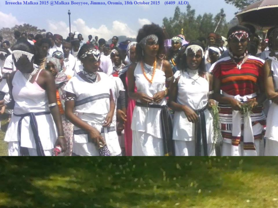 Irreecha Malkaa 2015 @Malkaa Booyyee, Jimmaa, Oromia, 18th October 2015 picture5