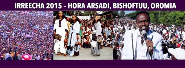 Irreecha Malkaa Oromoo kan Bara 2015 (6409 ALO) Onkoloolessa 4