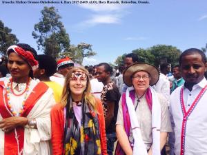 Irreecha Malkaa Oromoo Onkoloolessa 4, Bara 2015 (6409 ALO), Hora Harsadii, Bishooftuu, Oromia
