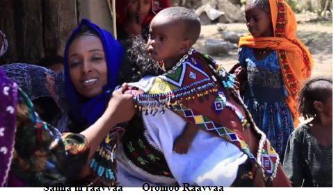 Raayyaan Raayyuuma, Oromoo