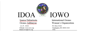 International Oromo Women's Organization