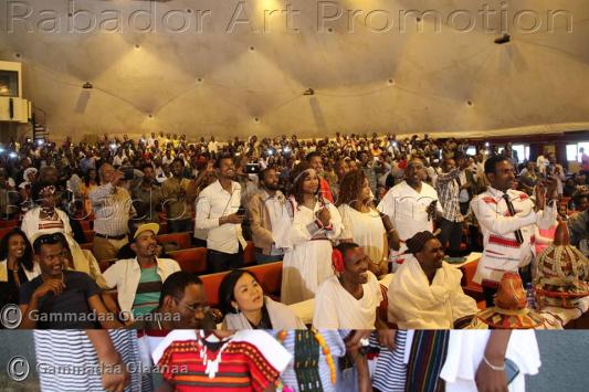 Tokkumaa Artiistoo Dubartoota Oromoo1