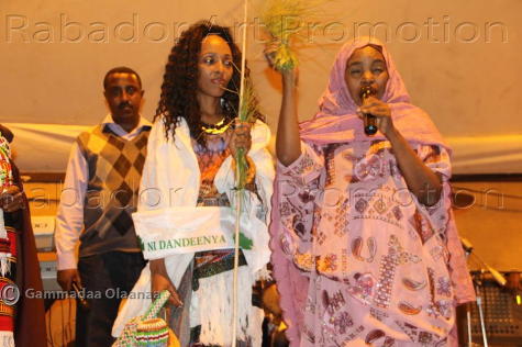 Tokkumaa Artiistoo Dubartoota Oromoo3