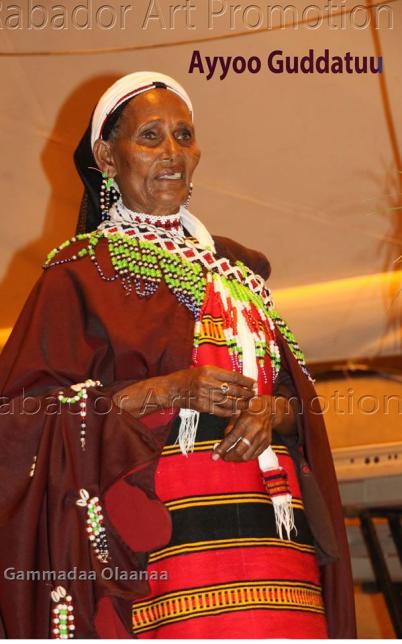 Tokkumaa Artiistoo Dubartoota Oromoo4