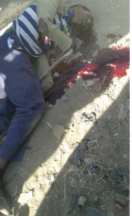 a Grade 10 student called Dajane Sarbessa shot dead on protests that held on 3 Dec. 2015 In South West Shoa Zone Tole town in Bantu Secondary School..png