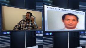 Baqqalaa Garbaa and Dajanee Xaafaa of Oromo Federalist Congress