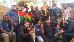 #OromoProtests Global Solidarity, Sudan, 11 December 2015