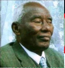 Obbo Yishaaq Angoos Gurmu