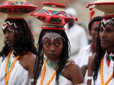 Oromo are ancient people Africa (Oromia, kemet)