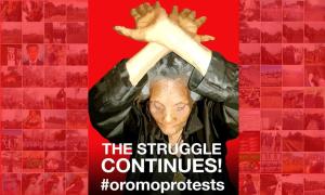 #OromoProtests December 28, 2015 Akkoon mormii irra jiru The struggle continues