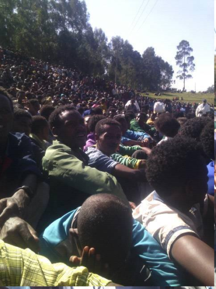 OromoProtests @Geedoo Dec. 8, 2015 picture
