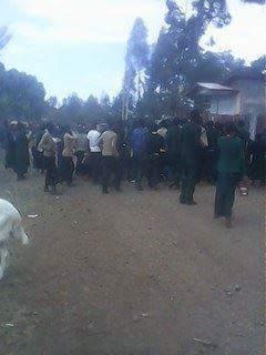 #OromoProtests @Kuyyuu, Garba Gurraachaa and warra jaarsoo, Tulluu Milkii on 25th December 2015