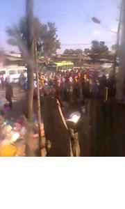 #OromoProtests @ Qobo (Eastern Oromia), 14 December 2015