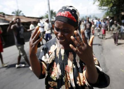 Burundi 2016