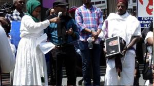 Oromia at Federation Square, Melbourne, Australia, January 3, 2016 p5