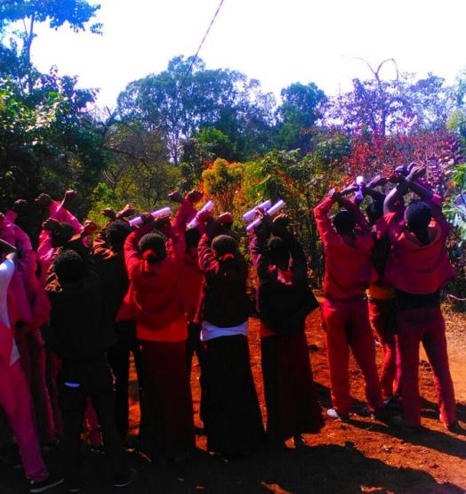 #OromoProtests @ Abote, n. Shawa, Oromia, 29 January 2016