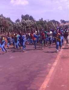 #OromoProtests, Chari Jarso school, Sibu Siree District, East Wallaggaa (Oromia), January 5, 2016