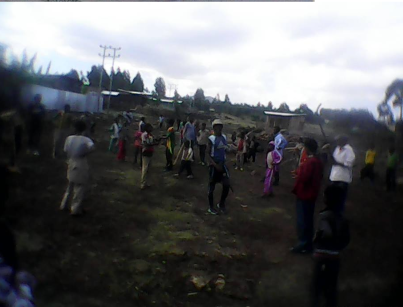 #OromoProtests, Fiche, Salale- North Shawa, youth turned the Qille celebration into protest Jan 7, 2016