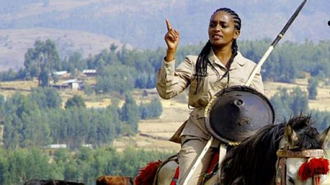 Seena Solomon, famous Oromo music artist
