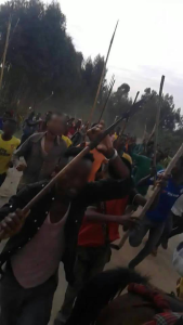 #OromoProtests continues, Abaro Village, Shashemene District West Arsi, Oromia, Feb 8, 2016