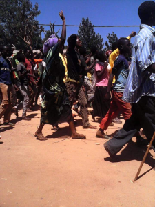 #OromoProtests continues in Gujii zone, Jiddoola town, Southern Oromia, Feb 6, 2016
