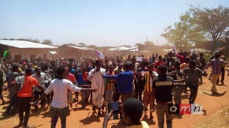 #OromoProtests continues in Saransari town, Goro Dola, Guji Province, Oromia, 10 February 2016.