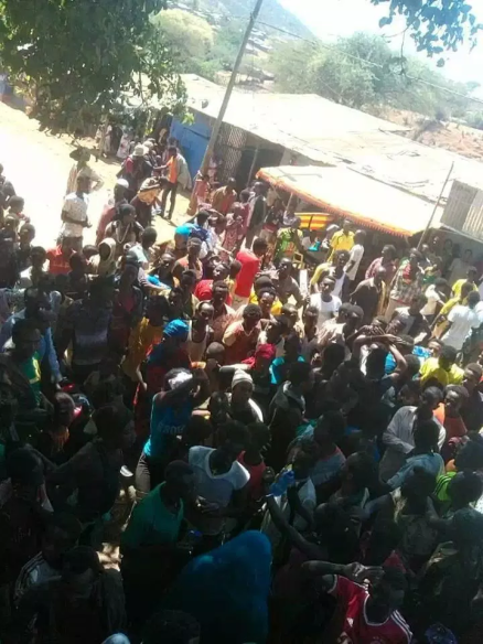 #OromoProtests, Guji, Oromia, 3 Februray 2016. p1
