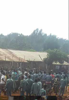 #OromoProtests in Amuruu, Horroo Guduruu Wallaggaa, Oromia, Feb 29, 2016