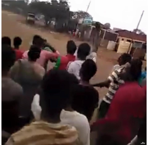 OromoProtests in Dalloo mannaa, Bale, Southern Oromia, 25 February 2016