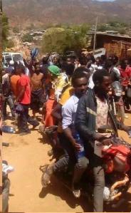 #OromoProtests in Gujii, Oromia, 5 February 2016. p1