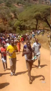 #OromoProtests in Gujii, Oromia, 5 February 2016
