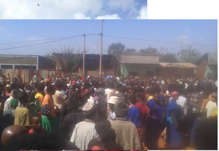 OromoProtests in Hiddi Lolaa, Borana, Southern Oromia, 25 February 2016