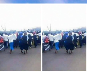 #OromoProtests  in Mega town, Borana, Oromia,  Feb 29, 2016 p2