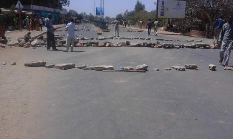 #OromoProtests, Nagelle Borana, 20 Feb. 2016