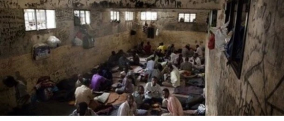 Qaallitti (Kaliti) mass torture jail