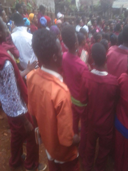 #OromoProtests, Alge High School, Iluu Abbaa Booraa, 22nd March 2016 p1