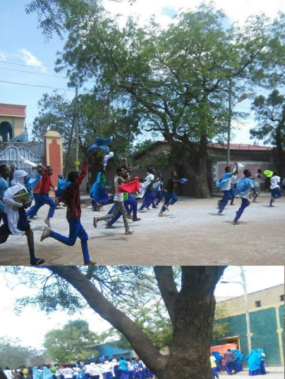 #OromoProtests at Laga Harree School, Dirree, Eastern Oromia, 11 March 2016