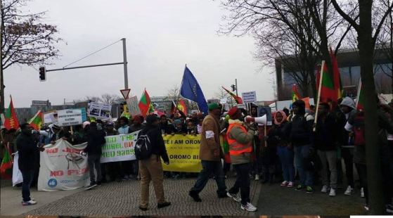#Oromoprotests global solidarity Berlin Germany, 11 March 2016.png