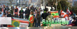 #OromoProtests Global solidarity rally  in Saskatoon, Canada, 11 March 2016.