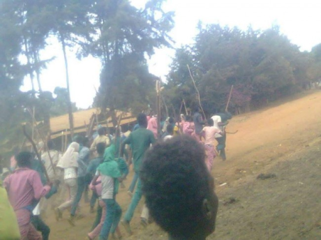 #OromoProtests in Kiramu, east Wallaggaa, Oromia, 15 March 2016.png