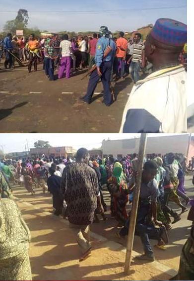#OromoProtests inin Dubluq town, Boranaa, Southern Oromia, March 03, 2016