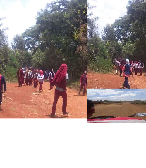 #OromoProtests @ Limmuu Kosaa, Ambuyyee town, Jimmaa, Oromia, 25 March 206
