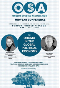 OSA Mid Year Conference at LSE, 2nd and 3rd April 2013