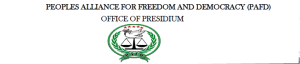 Peoples alliances for freedom and democracy, Ethiopia, Horn of Africa