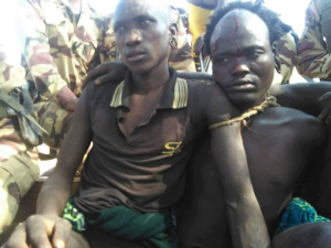 Suruma people of the Omo Valley are being tortured by fascist Ethiopia (Agazi) forces because they protested their land being taken for Sugar plantation. p2